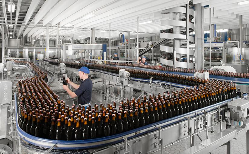 Tag des Bieres – Fotoaufnahmen von der Bier Produktion
